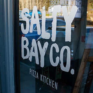 SaltyBayCo-door graphic