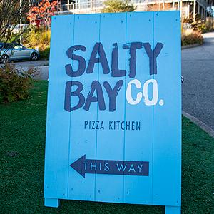 SaltyBayPizzaKitchen-A-Board