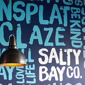 SaltyBayPizzaKitchen-wallgraphic